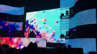 Bassnectar - Select Frequency (feat. Seasunz) (LIVE Detroit, MI 11/1/14 DOTD)