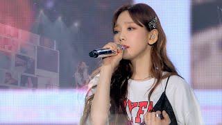 TAEYEON 태연 '내게 들려주고 싶은 말 (Dear Me)' Concert Ver. @TAEYEON Concert – The UNSEEN
