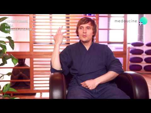 Les effets shiatsu selon Cédric Turmel