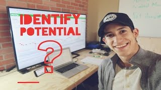 How to Identify Potential When Trading Stocks | Penny Stocks