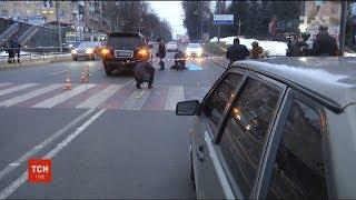 Смертельна ДТП у Вінниці: поліція відкрила кримінальне провадження