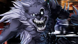 PLAYING AS THE NEW TWISTED WOLF ANIMATRONIC! | GMOD FNAF (Five Nights at Freddys)