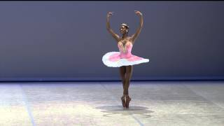 Precious Adams  - 2014 Prize Winner - Finals - Classical Variation