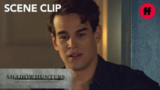 Shadowhunters | Season 3, Episode 4: Simon And Kyle | Freeform