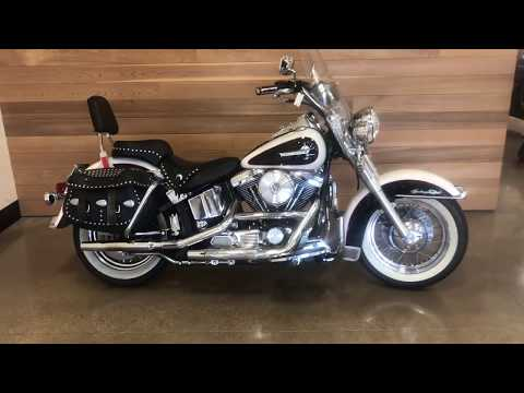 1999 HD FLSTC Heritage Softail®