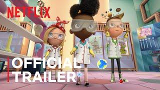 Ada Twist, Scientist l Official Trailer l Netflix