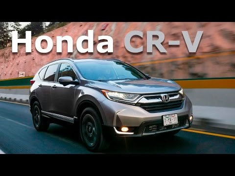 Test drive Honda CR-V