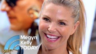 Christie Brinkley On Billy Joel And Her Surprising Beauty Secret   Megyn Kelly TODAY
