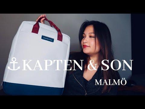Kapten & Son Malmö Backpack Review