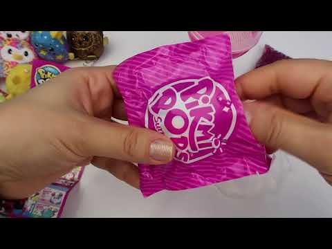 Pikmi Pops İçinden Ne Çıkarsa vs Gerçek Fishbowl Slime Challenge Bidünya Oyuncak