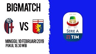 Live Streaming Bologna Vs Genoa di HP via MAXStream beIN Sports, Minggu Pukul 18.30 WIB
