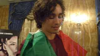 Роберт Шиэн, Robert Sheehan firma autografi a Roma | Robert Sheehan signs autographs in Rome