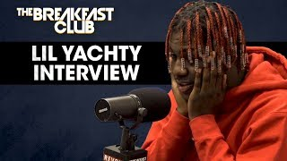 The Breakfast Club - Lil Yachty Confronts Charlamagne, Talks About His New Project + More