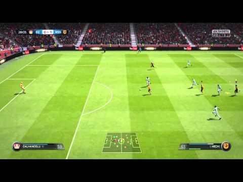 FIFA 15_Eric misses 1 on 1
