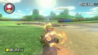 SNES Donut Plains 3 - 1:14.151 -            Καsρεr (Mario Kart 8 World Record)
