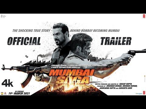 Mumbai Saga Official Trailer
