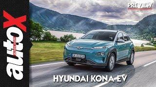 Hyundai Kona EV Preview - autoX