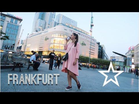 Первый день во Франкфурте, ЗАЧЕМ я полетела туда? ВЛОГ Ананаска