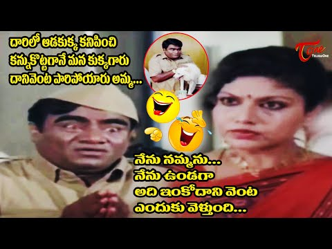 Babu Mohan Best Comedy Scenes | Rajendra Prasad Comedy Videos | Telugu Comedy Scenes | TeluguOne
