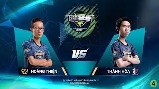 Thiện Ni (Hoàng Thiện) vs TH (Thành Hòa) [Vòng Bảng] [05.10.2018] - FO4 National Championship