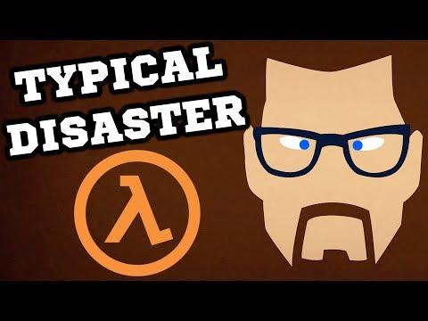 Тяжелый день ФРИМЕНА! - Typical Disaster - Half-Life Моды #1