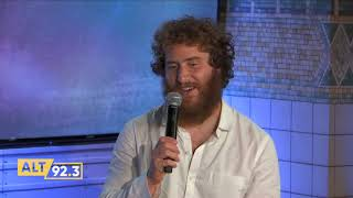 """Mike Posner Almost Sang On Avicii's """"Levels"""""""