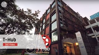 T-Hub | Virtual Tour | 360 Video