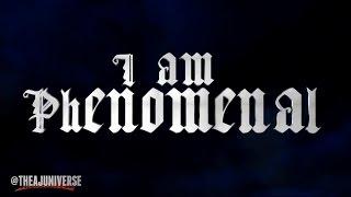 AJ Styles Custom Titantron & Theme - Eminem (I Am Phenomenal)