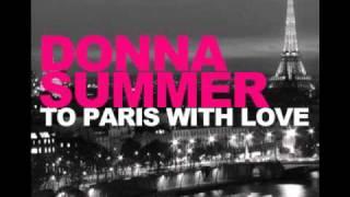 Donna Summer, To Paris with love (Original version Radio edit)