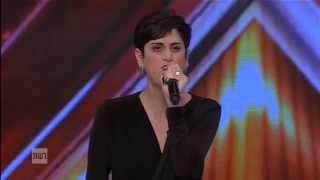 ישראל X Factor - עונה 2 פרק 9: הביצוע של טל גינת