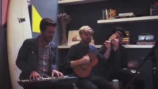 "Whiskey Session: Jukebox The Ghost ""Sound Of a Broken Heart"""