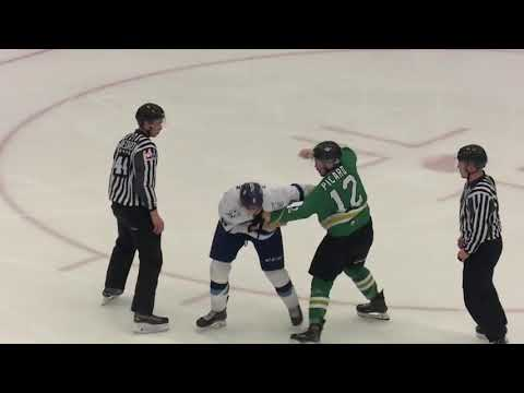 Jacob Rabouin vs. Olivier Picard