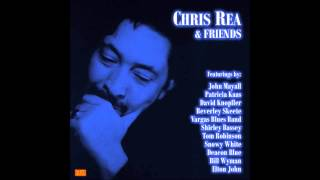 David knopfler feat Chris Rea sometimes there are no words (slide guitar by chris rea)