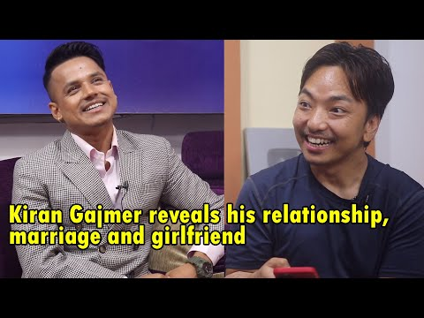 Kiran Gajmer reveals his relationship,marriage and girlfriend 👯♀️😺😂 How much he earns?