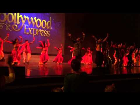 BOLLYWOOD EXPRESS (видео)