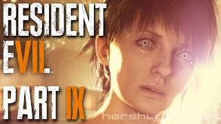 Resident Evil 7 — Part 10 (Save Zoe) | CURE ZOE OR MIA | RE7