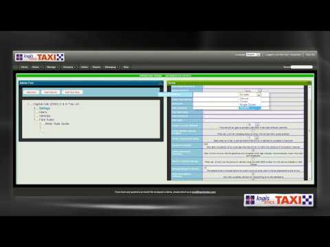Video of Logistrics Taxi