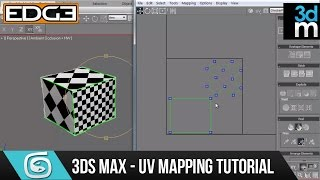 3ds Max Tutorial - UV Unwrap for Beginners HD by 3dmotive