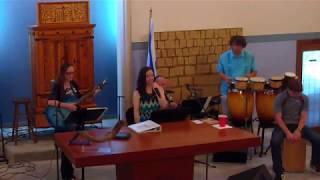 Shabbat Sermon - May 25, 2019