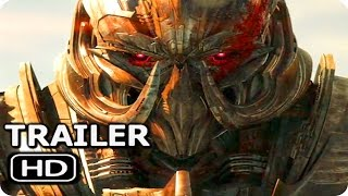 TRANSFORMERS 5 _ Megatron Reveal Trailer (2017) Transformers: The Last Knight Action Movie HD