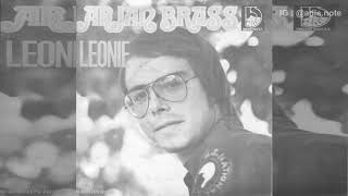 Arjan Brass  - Leonie (Karaoke - AdieNote Instruments)