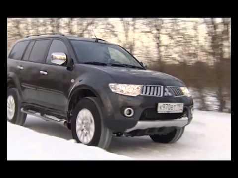 Наши тесты - Mitsubishi Pajero Sport 2.5 TDI видео