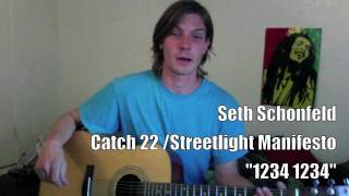 Catch 22/Streetlight Manifesto  - 1234 1234 - Seth Schonfeld Music Cover