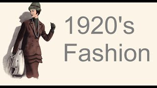1920s Fashion Video