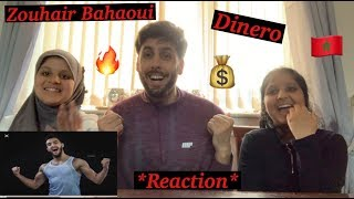 Zouhair Bahaoui - Dinero(Exclusive Music Video) *Reaction*