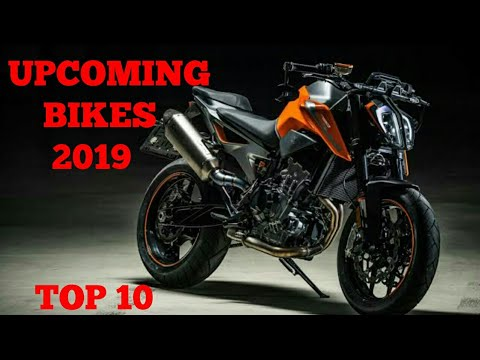 Download TOP 10 Upcoming Bikes in India 2019   New bikes launches   Latest bikes of 2019 HD Mp4 3GP Video and MP3