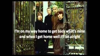 Beady Eye - Beatles and Stones (Lyrics)
