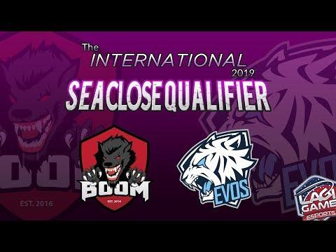 [Dota2] BOOM.ID vs Jines - The International Close Qualifier SEA