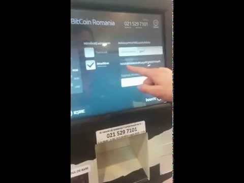 Bitcoin ATM Bitcoin Romania and Zebrapay video