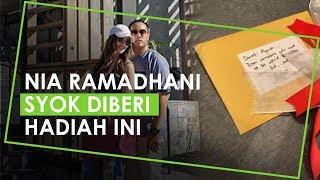 Ardi Bakrie Beri Hadiah Valentine Bertubi-tubi, Nia Ramadhani Syok